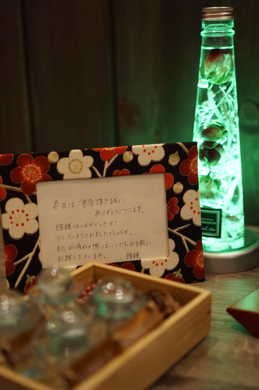 兵庫県三田市ドライヘッドスパ専門店頭睡